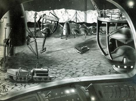 Vintage Space | vulbus incognita StarBase (VISB) | Scoop.it