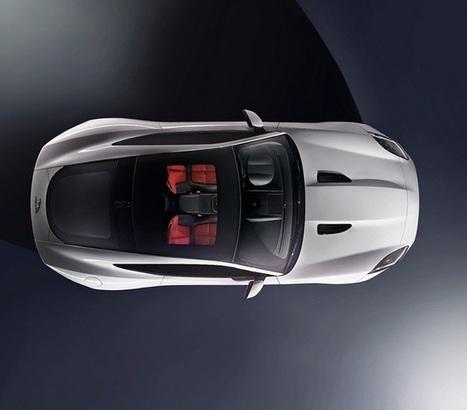 F-Type Coupe noua bijuterie auto marca Jaguar | Auto fans | Scoop.it