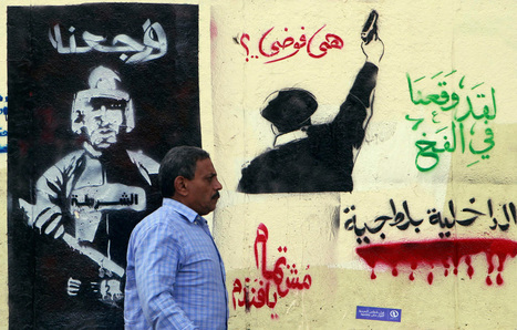 From Kareem Amer to Aliaa Elmahdy: The Egyptian Revolution Disowns her Own? | Égypt-actus | Scoop.it