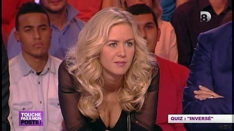 Enora Malagré dévoile sa poitrine sexy dans 'Touche pas à mon poste' - photo | Radio Planète-Eléa | Scoop.it