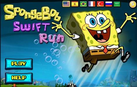 Spongebob Swift Run - Play Best Sponge Bob Games | Racing Games | Adventures Games | Avatar Games | Scoop.it