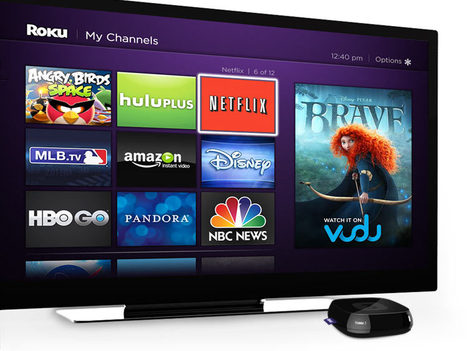 How the TV Industry is Changed Forever by Tech Gadgets | MarketingStream | Scoop.it