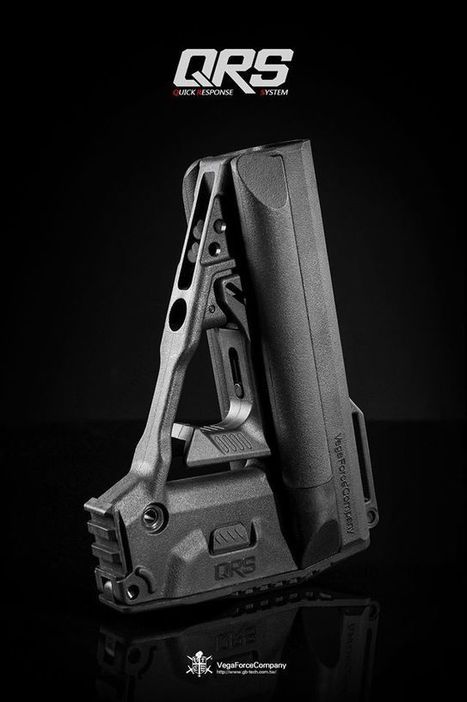 New QRS Stock from VFC | BGA Tactical Systems | Scoop.it