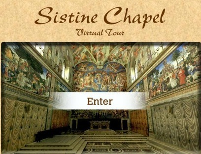 Take a 3D Virtual Tour of the Sistine Chapel, St. Peter's Basilica and Other Art-Adorned Vatican Spaces | Historia y Geografia | Scoop.it
