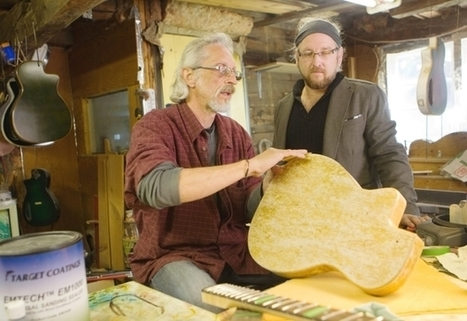 'Everything should be made from hemp' – even guitars | Cannabis | Scoop.it