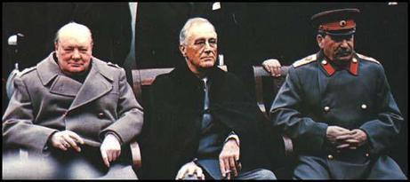 Yalta Conference | Yalta Conference | Scoop.it