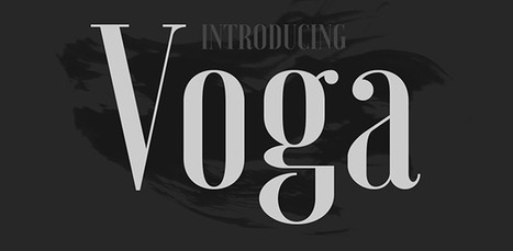 30 Incredibly Readable Serif Fonts for Your Next Web Design Project | Beaux sites WordPress | Scoop.it