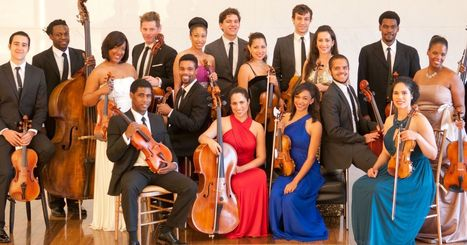 These 12 Black and Latino Musicians Are Changing the Face of Classical Music | StringsAttachedBook.com | Scoop.it