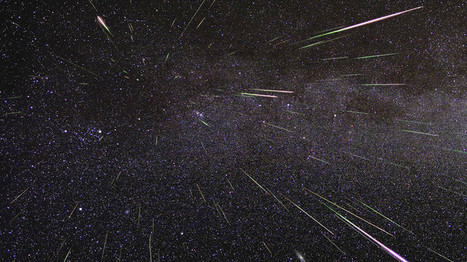 All Eyes on the Skies: Spectacular #Perseid Meteor Shower About to Peak | Limitless learning Universe | Scoop.it