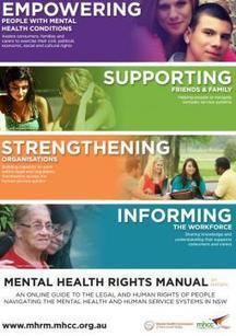 Updated guide to mental health rights in NSW   All things NDCO!   Scoop.it