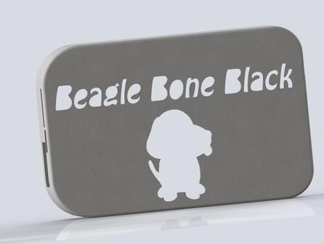 BeagleBone Black - Simple Case by javitooo - Thingiverse   Raspberry Pi   Scoop.it