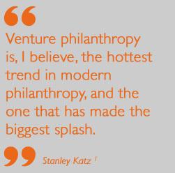 Rob John | Venture Philanthropy | Venture Philanthropy | Scoop.it