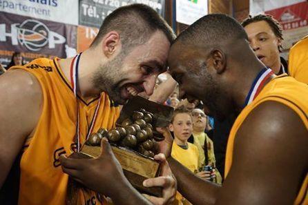 Vidéo : Boulogne-sur-Mer soulève le trophée de champion de France Pro B   Basket ball , actualites et buzz avec Fasto sport   Scoop.it