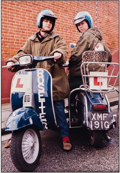 28 Pictures Of Women From London's Lost '80s Subcultures | Vintage and Retro Style | Scoop.it