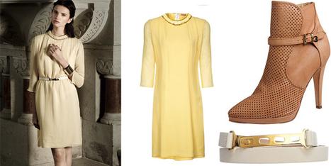 Giallo e oro, Kaviar Gauche illumina Zalando - Sfilate | Moda Donna - sfilate.it | Scoop.it