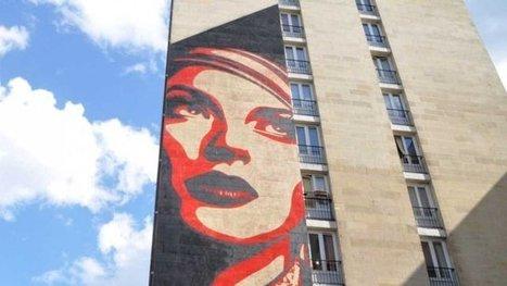 La Maison des arts de Créteil expose la crème du street art (94) | Plusieurs idées pour la gestion d'une ville comme Namur | Scoop.it