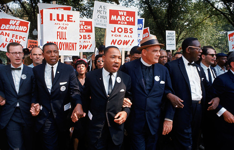 22 Amazing Photos From The 1963 March On Washington | Collateral Websurfing | Scoop.it