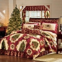 Christmas Bedding Sets and Sheets | Bedroom Design Ideas | Scoop.it