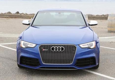 2013 Audi RS 5 Coupe   Automotive Windshield   Scoop.it