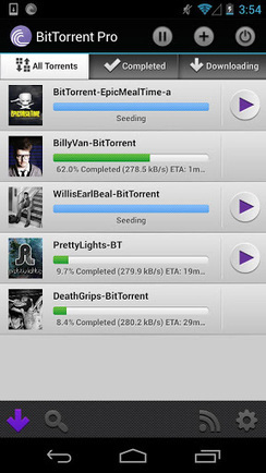 BitTorrent Pro Torrent App v1.16 (paid) apk download | ApkCruze-Free Android Apps,Games Download From Android Market | Hello First Post | Scoop.it