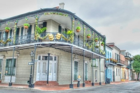 "TRAVEL IS MY THERAPY: Why I Love ""The Big Easy""  