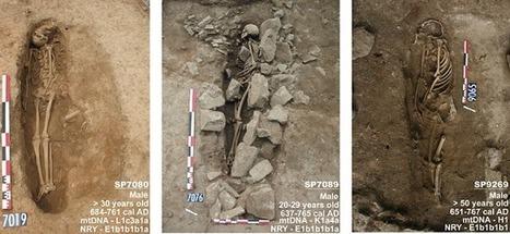 Des tombes attestent de la présence de musulmans à Nîmes au début du Moyen-Age | Nos Racines | Scoop.it