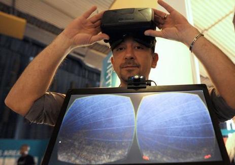 Peur du vide ou des araignées, la réalité virtuelle trouve de plus en plus d'applications dans la santé | Santé & Médecine | Scoop.it