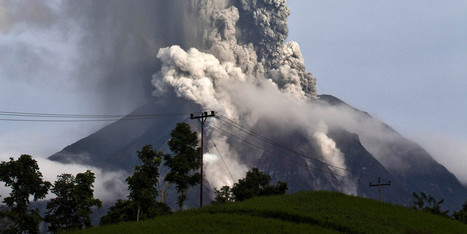 Photos Of Indonesia's Mount Sinabung Volcano Are Unbelievable - Huffington Post | Indonesian | Scoop.it