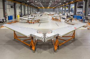 Airbus finaliza el primer Estabilizador Horizontal del A320neo   Flying Today   Flying Today   Scoop.it