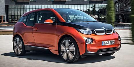 Apple y BMW en el cortejo para la colaboración de coche | Chapa y Pintura Lumar | Scoop.it