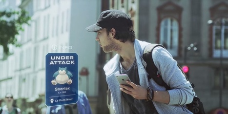 Pokémon GO will encourage players to visit museums and art installations - Kill Screen | Museums and emerging technologies | Scoop.it