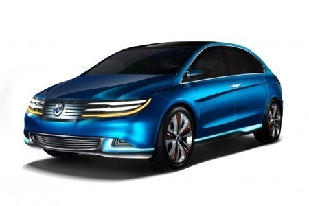 Daimler / BYD joint venture delivers first EV prototype | Electric Car Pictures | Scoop.it