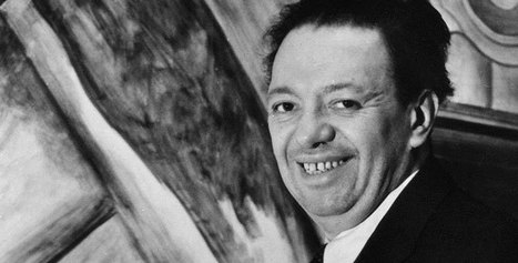 Diego Rivera - About the Artist | American Masters | PBS | The American Dream: Art | Scoop.it