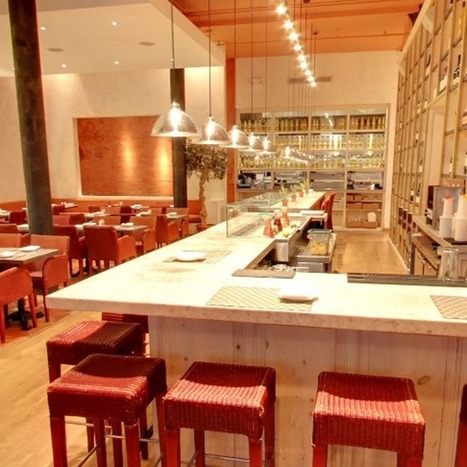 Google Maps Takes You Inside New York City Restaurants | T3chNews Daily | Scoop.it