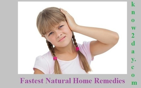 10 Best Natural Home Remedies for Earaches | 123GreetingsQuotes | Scoop.it
