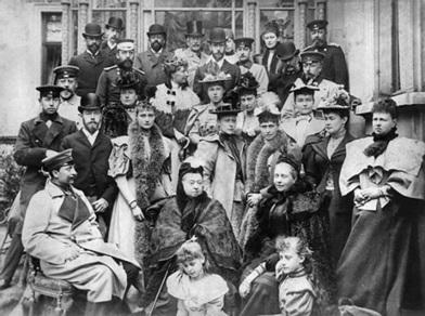 L'hémophilie dans la descendance de la reine Victoria | GenealoNet | Scoop.it