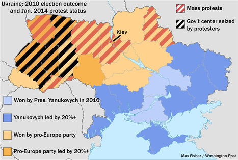 This is the one map you need to understand Ukraine's crisis | 1000+ words | Scoop.it