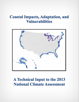#NOAA, USGS: #ClimateChange impacts to U.S. #coasts threaten public health, safety and economy | Our Ailing Oceans | Scoop.it