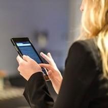 Les terminaux mobiles ont conquis les dirigeants PME   Mobil'IT le journal   Scoop.it