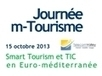 Clôture appel à candidatures - Journée m-Tourisme 2013 | Telecom valley | m-tourism | Scoop.it