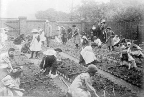 A Brief History of School Gardens | Kitchen Gardeners International | Wellington Aquaponics | Scoop.it