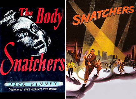 """The Body Snatchers"" and other Alien Pods 