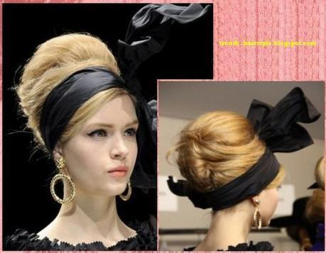 Updo Hairstyles for Parties | Everything's Hair | Scoop.it