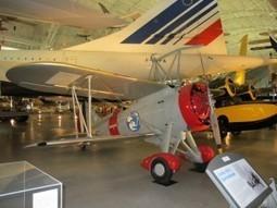 Curtiss F9C-2 Sparrowhawk – WalkAround | History Around the Net | Scoop.it