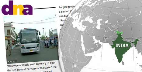 India: Punjab government bans 'vulgar' music in state-run buses | Musical Freedom of Expression | Scoop.it