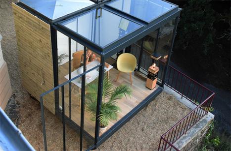 Une pièce de plus dans votre jardin | Immobilier | Scoop.it