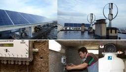 Autonomie énergétique: éolien, solaire et hydraulique sur un HLM - L'Energeek   Mise en valeur de l'offre sur les panneaux solaires   Scoop.it