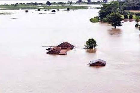 45.000 affected by floods in Irrawaddy delta | The Blog's Revue by OlivierSC | Scoop.it