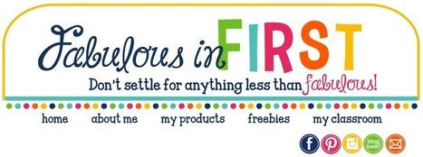 Fabulous in First | Favorite First Grade Blogs | Scoop.it