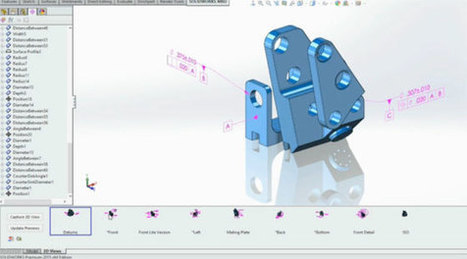 Brief Overview of Model Based Definition (MBD) | BIM Forum | Scoop.it
